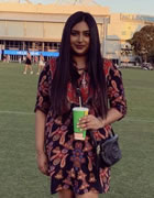 Miss Lavenya Manokaran