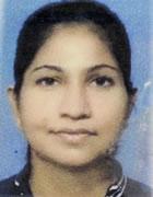 Ms Gayathri Fonseka